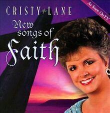 New Songs of Faith by Cristy Lane CD CHRISTIAN