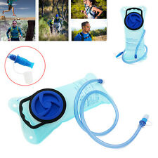 2L HYDRATION PACK SYSTEM WATER BLADDER WATER SACK BAG POUCH FOR CAMPING CYCLING