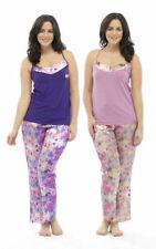 Viscose Floral Everyday Pyjama Sets for Women