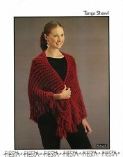 chTB031 Knitting Pattern Baby Afghan Blanket Shawl and Baby Jacket