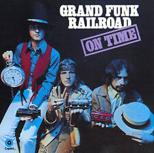On Time by Grand Funk Railroad (CD, Jul-1997, Capitol/EMI Records)