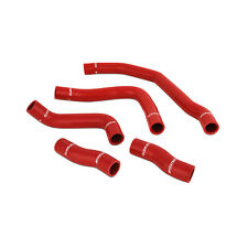 Mishimoto Silicone Coolant Hose Kit - fits Toyota MR2 Turbo SW20 - Red