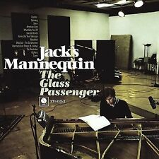 The Glass Passenger by Jack's Mannequin  CD BRAND NEW AND FACTORY SEALED