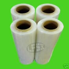 "8 ROLLS HAND STRETCH FILM PALLET SHRINK WRAP 18""X 80G"