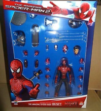 MAFEX SPIDER-MAN 2 DELUXE SET MEDICOM  4530956470047 FREE SHIPPING