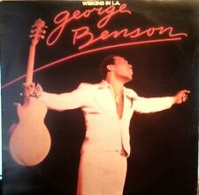 GEORGE BENSON 2 LP SET WEEKEND IN L.A 1978 USA ISSUE