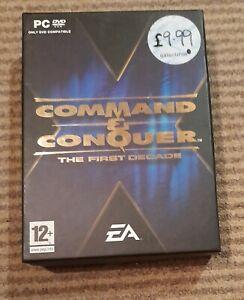Command & Conquer The First Decade (PC Windows 2006) European Version