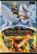 KING'S BOUNTY  ARMORED PRINCESS - vers. PC DVD - TUTTO ITA -  Idea Regalo!
