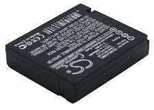 3.7 V Batteria per Panasonic Lumix DMC-LX5 Lumix dmc-lx5gk Lumix DMC-LX5K dmw-bcj1