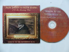 CD  single PUFF DADDY & FAITH EVANS I ll be missing you 74321511692