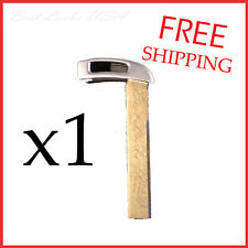 (1x) Smart Uncut Blank Key Uncut For BMW 6 and 7 series