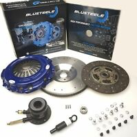 BLUSTEELE clutch kit for FORD FALCON BA BF FG XR6 inc FLYWHEEL & SLAVE CYLINDER