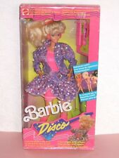 VHTF VINTAGE Barbie NRFB 1989 Disco..Lovey doll