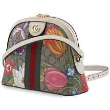 Gucci Flora Damas Ophidia GG Bolso de hombro 499621 HV8AC 9759