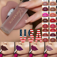 Long Lasting Liquid Lipstick Velvet Matte Lip Gloss Women Beauty Makeup Cosmetic