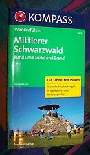 Mittlerer Schwarzwald - Rund um Kandel und Brend # KOMPASS Wanderführer