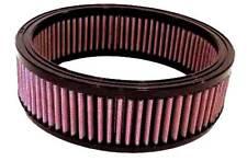 """K&N Air Filter, E-1015, 82-86 Camaro/Firebird 4 Cylinder New, 8"""" Outer Diameter"""