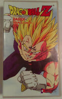 Dragon Ball Z Anime VHS 2001 BABIDI: Rivals UNCUT NTSC Version FUNimation