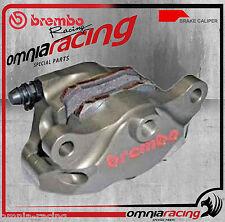 Pinza Freno Posteriore Brembo Racing CNC P2-34 con Pastiglie per Ducati