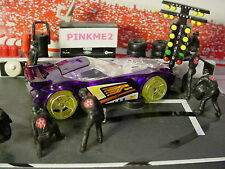 2016 X-RAYCERS Design Exclusive NERVE HAMMER☆Purple;oh5 yellow☆LOOSE Hot Wheels