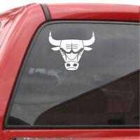 🔥 Chicago Bulls Vinyl Decal Car Truck Window Vehicle Wall Sticker 🔥