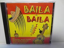 BAILA BAILA ~ LOS CHICOS ~ CECILIA GAYLE ~ G.E.M. ~ CRISMAL ~ LATIN ~ CD