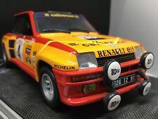 RENAULT 5 TURBO 2 UH 1/18 tour de france 1980 Ragnotti Coffret Renault