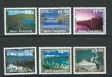 NUOVA Zelanda 2000 SCENIC Definitives Set di 6 unmounted Nuovo di zecca, Gomma integra, non linguellato