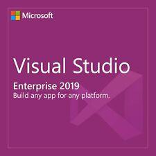 Visua Studio 2019 Enterprise Retail License Fast Shipping