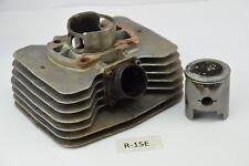 KTM GS 250 II / AD Bj.1981 - Zylinder + Kolben
