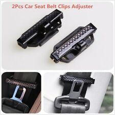 Car Seat Belt Buckle Safety Adjust Strap Clips Auto Seatbelt Lock Buckles Holder