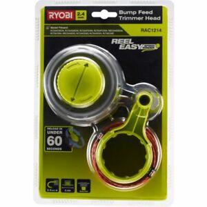 RYOBI 2.4mm Reel-Easy Speedwinder Comes with 4.8m of 2.4mm twist trimming line