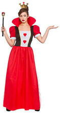 Queen of Hearts Ladies Fancy Dress UK large 18-20 LN003 QQ 03
