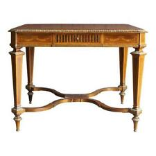 Antique Table ~ Desk ~ Writing Desk ~ French Regency Library Table