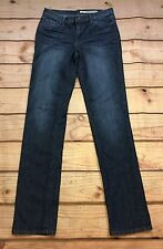 DKNY Jeans Womens Stretch Straight Leg Size 6 Low Rise