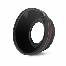 HD 58MM 0.5X Wide Angle Macro Convension Lens Kit for Nikon Sony Canon DSLR new