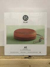 Bang & Olufsen BeoPlay A1 Tangerine Red - Sealed New & Fresh!