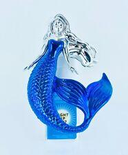 Bath & Body Works Mermaid Wallflowers Fragrance Plug Nightlight 24/7 New