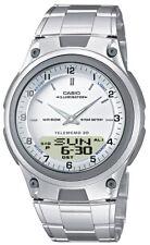 Casio Uhr AW-80D-7AVES AnaDigi Armbanduhr Edelstahl- Armband