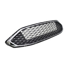 Front bumper Black Chrome honeycomb Grille for 2017-2018 Ford Fusion Accessories