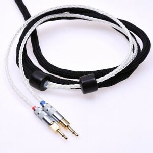 16 Cores For SENNHEISER HD700 Headphone Headset Extension Replacement Cable Cord