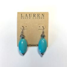 Ralph Lauren Turqoise Drop Earrings NIB