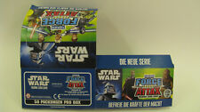 FORCE ATTAX - STAR WARS Box - Die neue Serie - Box -leer-