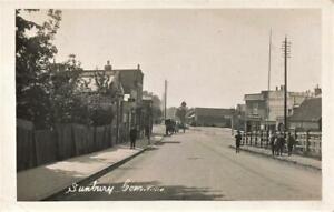 1914 SUNBURY  Common   Middlesex Photo  Postcard