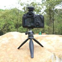 Portable Mini Flexible Tripod Stand +360°Ball head for DSLR Camera GoPro phone