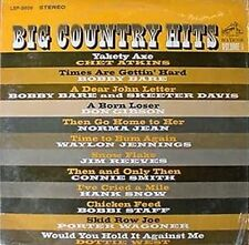 BIG COUNTRY HITS - RCA - V.A. LP - 1966 - IN SHRINK