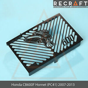 Honda CB600F Hornet 2007-2013 Radiator Grille Guard Cover Protector ver.3