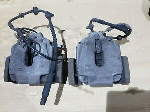 bmw 520d f10 2011 front x2 brake calipers left,right