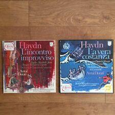 Haydn Opera Cycle: Two (3)-LP Box Sets, Antal Dorati, Philips imports, vinyl NM!