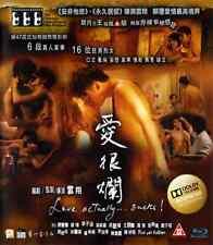 "Scud ""Love Actually... Sucks"" 2011 Hong Kong Romance Drama ALL Region Blu-Ray"